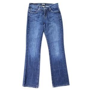 Lucky Brand Ladies Boyfriend Denim Blue Jeans
